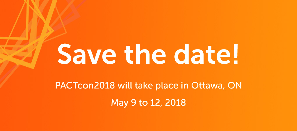 PACTcon2018 save date home page graphic