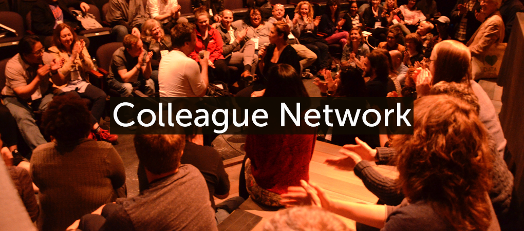 Colleague Network- option 2